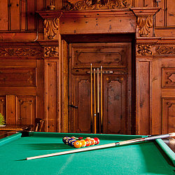 Billiard in Oetz im Hotel